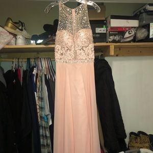 Prom Dress - Pink/Blush
